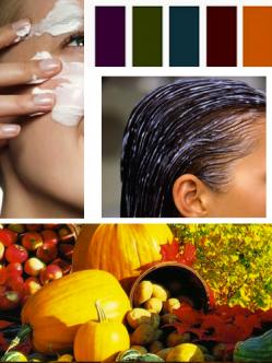 fall beauty tips autumn colors hair skin