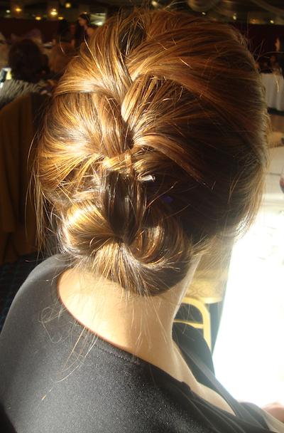 beautiful braided updo hair tutorial