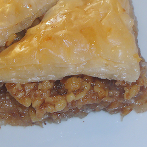 greek baklava recipe