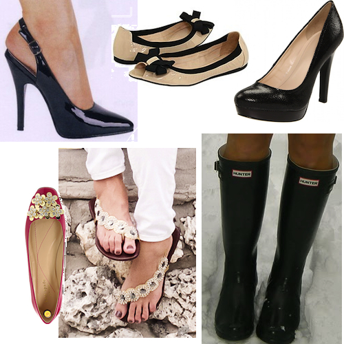 Five Must Have Shoes For Every Woman » Penelopes Oasis