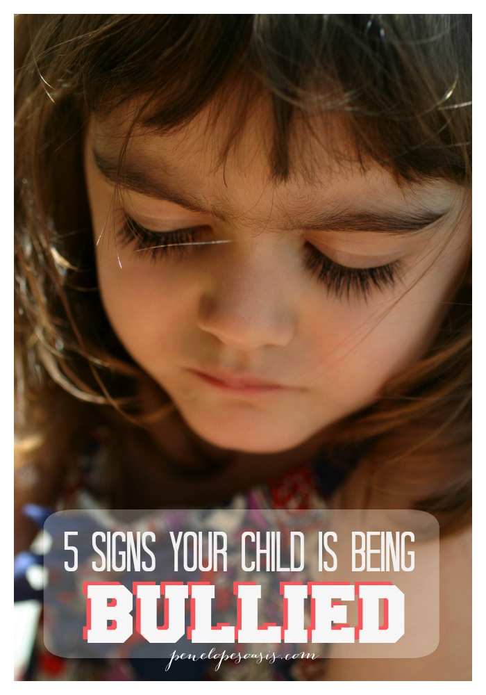 Signs Your Child Is Being Bullied and What To Do About It