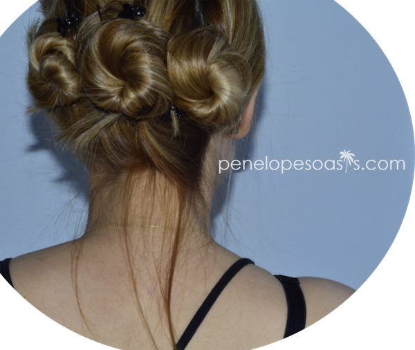 hairstyle to the side tutorial