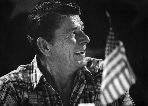 ronal reagan letter to son
