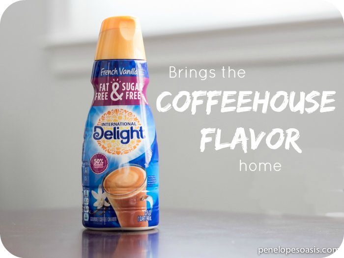 international delight french vanilla