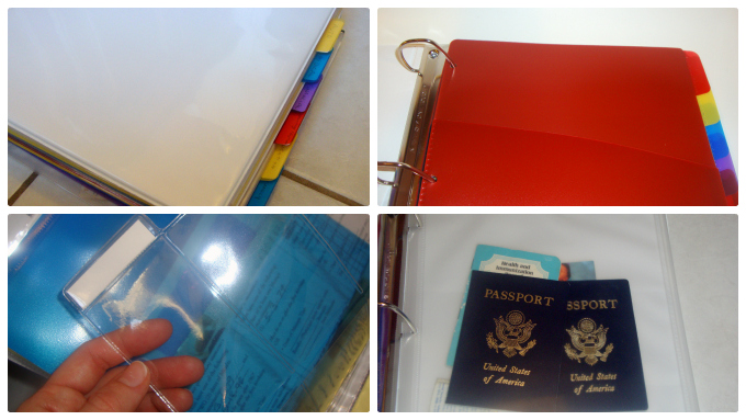 home management binder diy