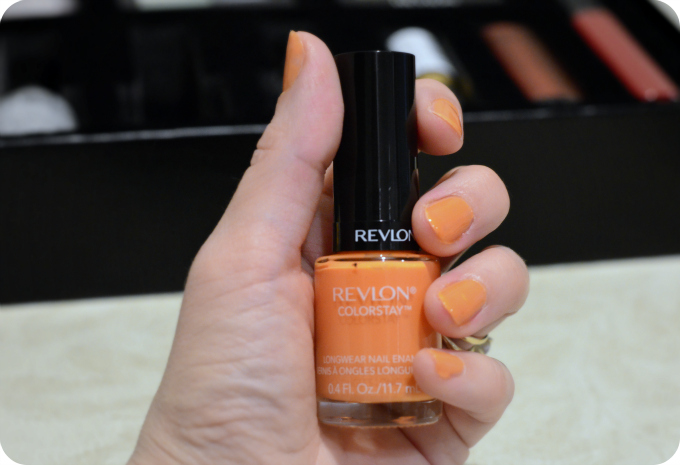 revlon nail polish sorbet