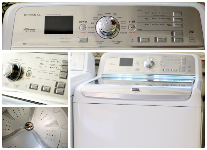 So We Got A New Washer And Dryer Maytagmoms 187 Penelopes