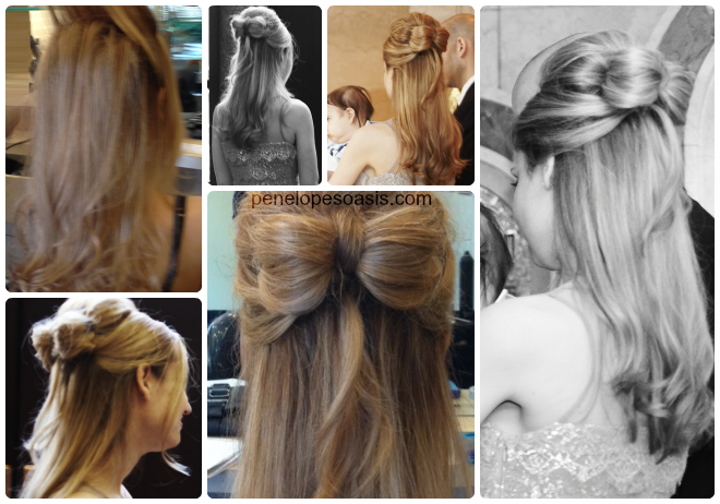 Magnificent Hairstyle Tutorial How To Make A Hair Bow Beauty Penelopes Oasis Short Hairstyles Gunalazisus