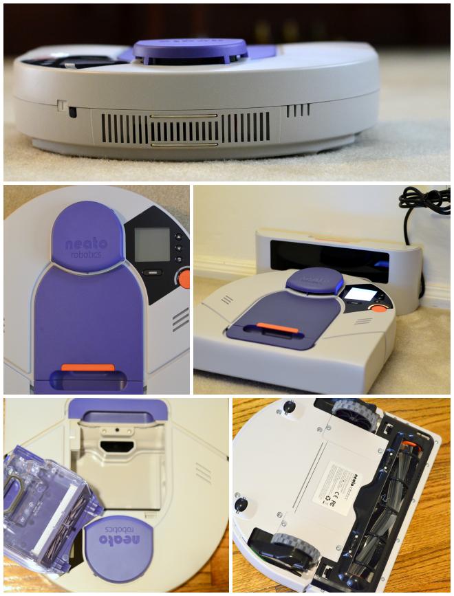 The Neato Xv 21 Automatic Vacuum Neatorobotics