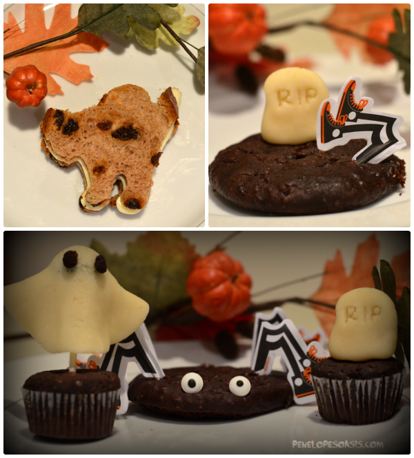 spooky gluten free halloween treats