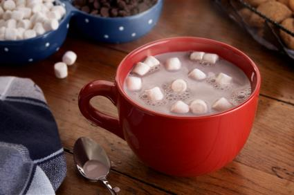 gluten free hot chocolate
