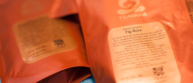 teavana tea flavors