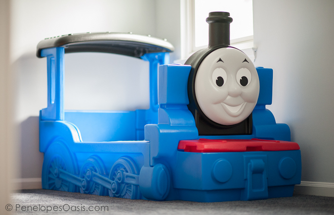 Superieur Thomas The Train Toddler Bed