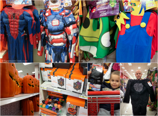 We Buy Our Muscles And Capes At Target #TargetHalloween ...