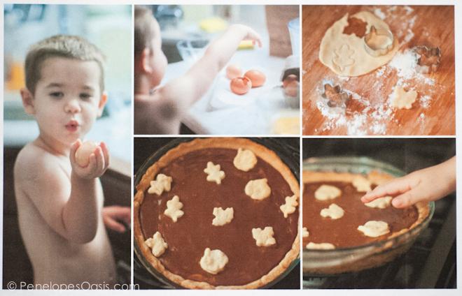 pumpkin pie printout