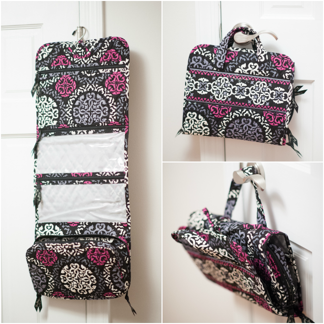 60c17d6f2abb Colorful Holiday Travel and Gifts With Vera Bradley {Travel Set ...