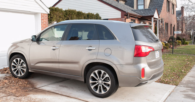 The New 2014 Kia Sorento 187 Penelopes Oasis