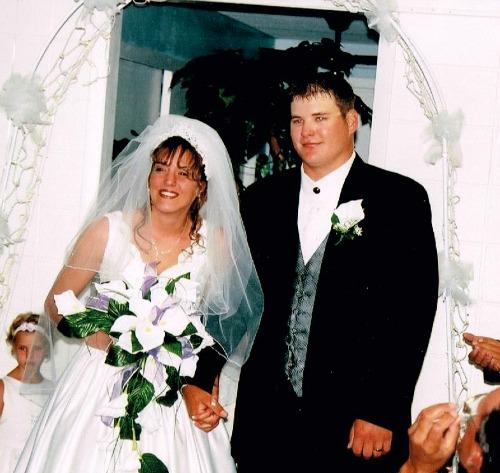 Chris and Nichol wedding