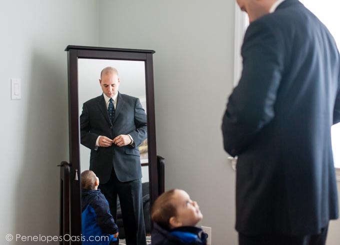 last peek in mirror