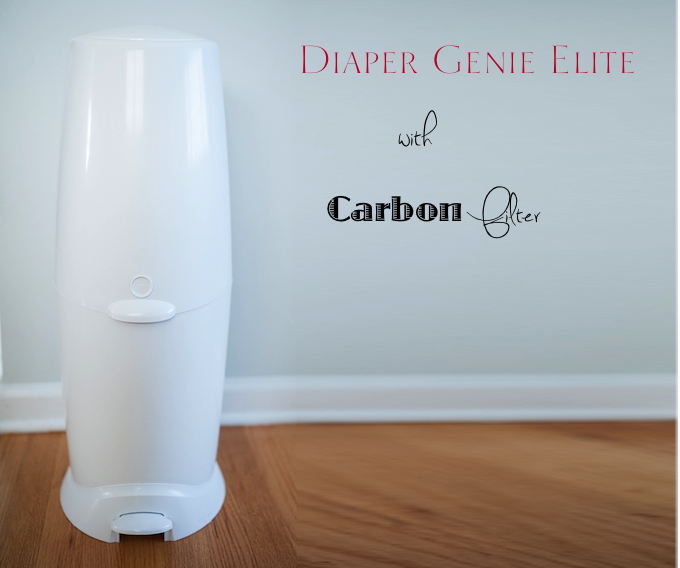 diaper genie elite carbon filter