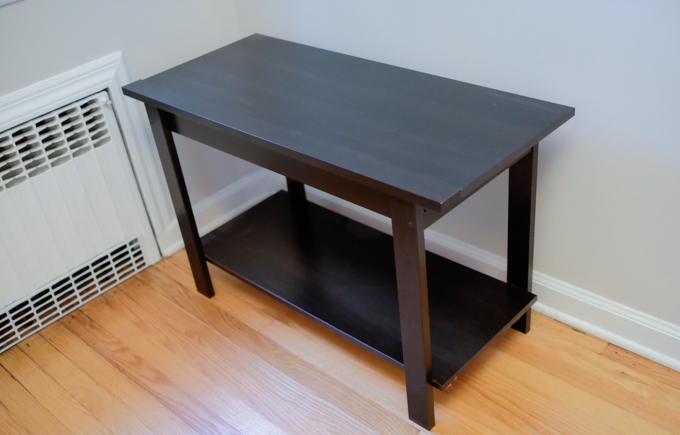 tv stand restyle