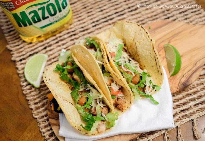 tinga chicken soft tacos-2