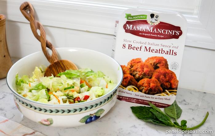 meatball caprese salad-8