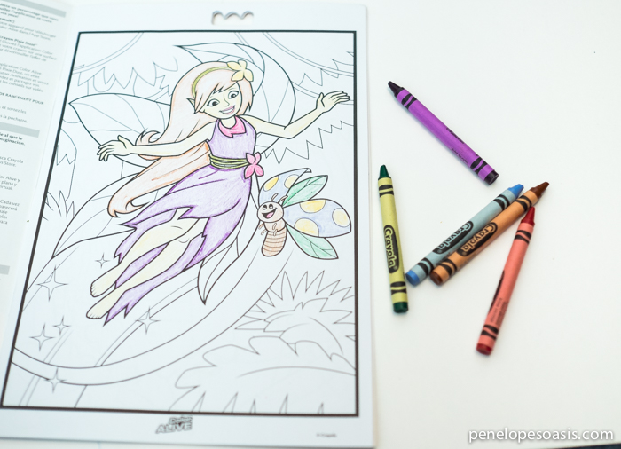 Bring Your Coloring To Life With Augmented Reality from @Crayola ...