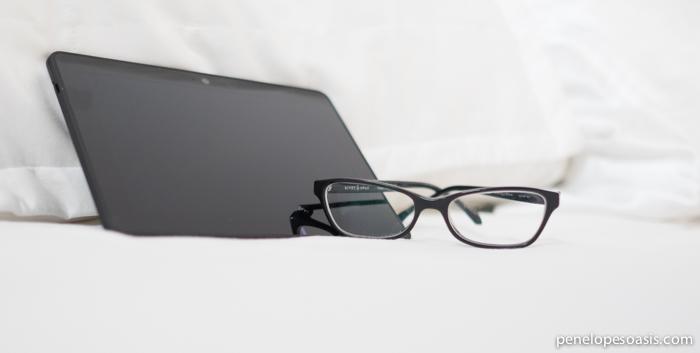 kindle dx glasses