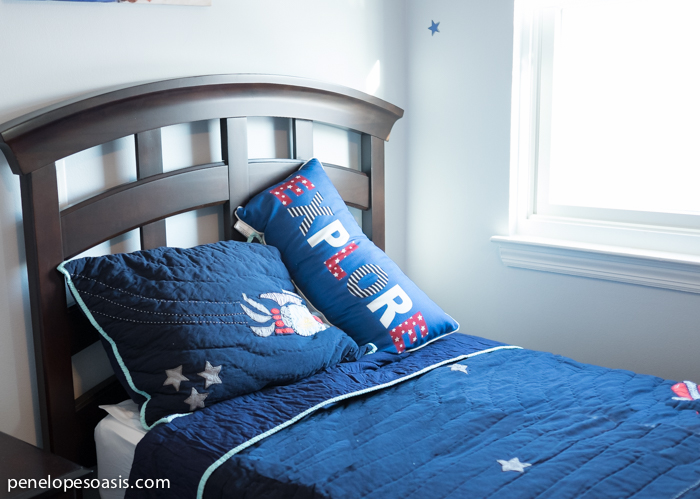 outer space bed for kids