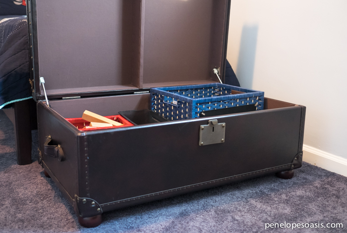 treasure chest toy storage