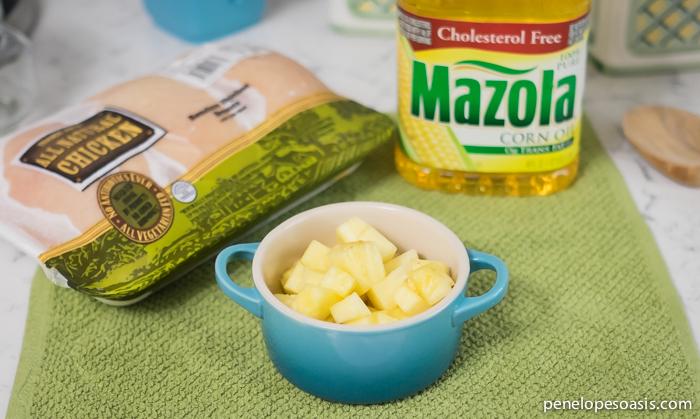 chicken mojo pineapple salsa recipe ingredients