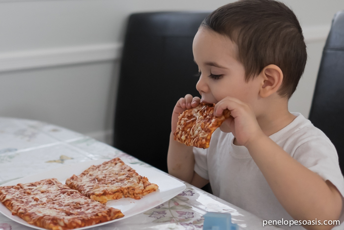 pizza fun at home with kids-3