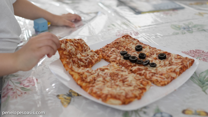 pizza fun at home with kids