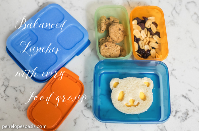 Healthy Bento Lunch Ideas