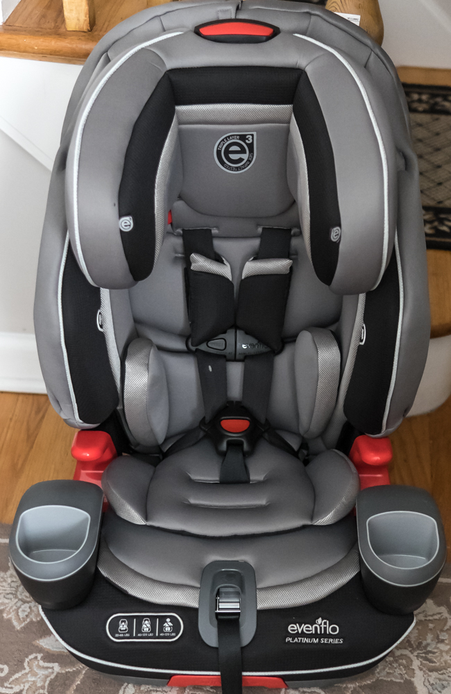 Evenflo Platinum Evolve 3 In 1 Combination Seat Penelopes Oasis