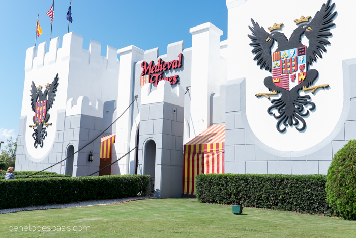 medieval times myrtle beach