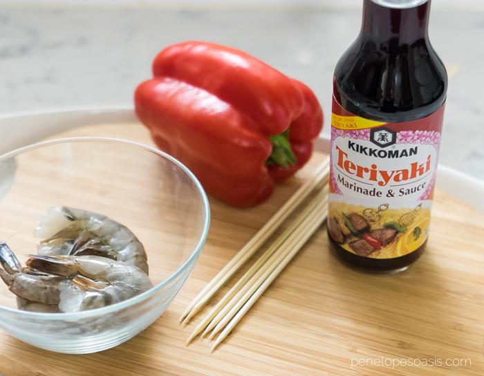 shrimp kebabs with teriyaki-2