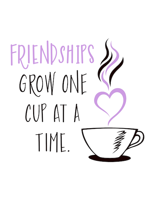 coffee and friendship penelopes oasis
