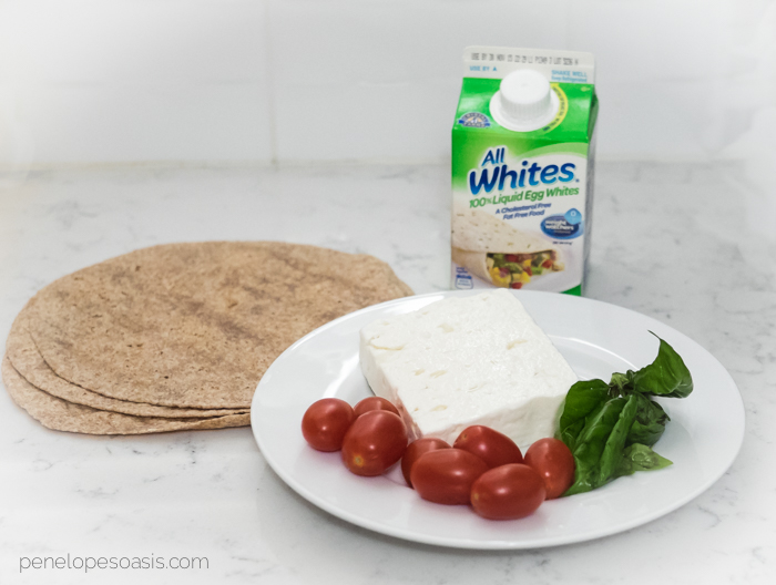 all white egg whites