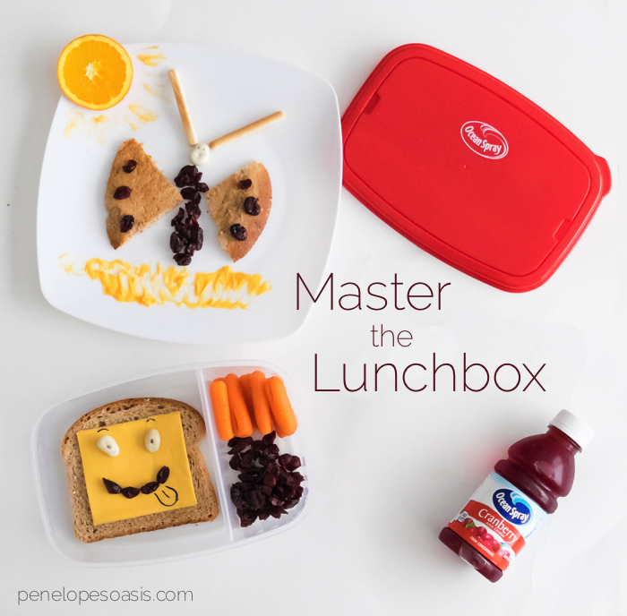 master the lunchbox