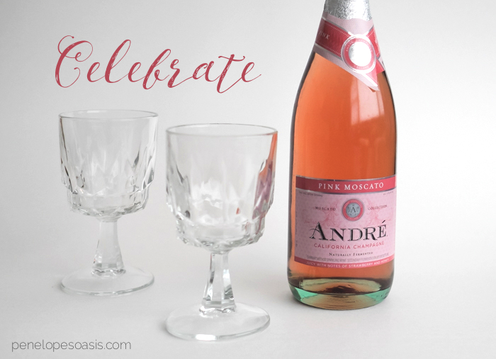 andre champagne pink moscato-2