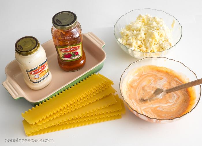 making lasagna-10