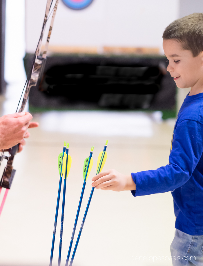 archery lessons-2