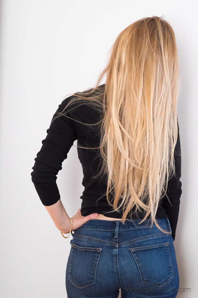 irresistible me highlight blonde hair extensions-4