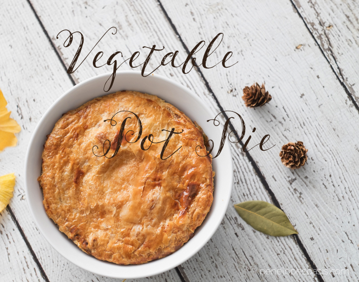vegetable pot pie with almond milk recipe-2