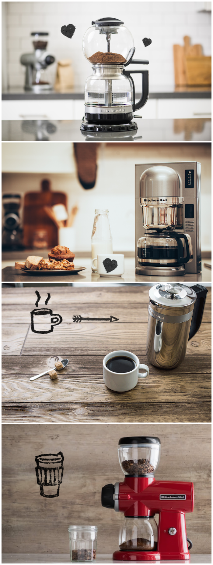 The coffee lovers gift guide kacraftcoffee penelopes oasis Gifts for kitchen lovers