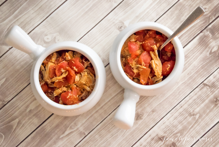 Easiest Shredded Chicken Chili Recipe