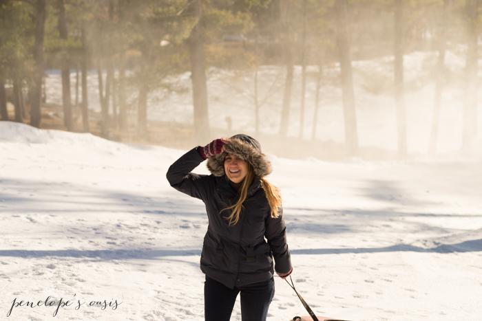 snow tubing penelope guzman