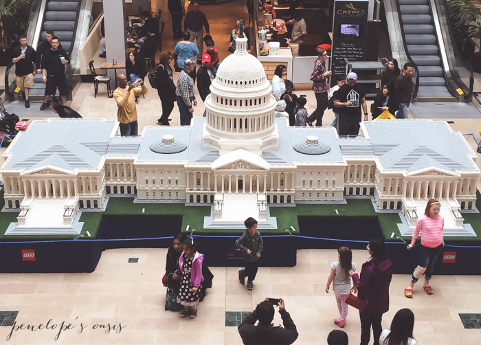 The LEGO® Americana Roadshow: 9 LEGO National Monuments » Penelopes ...